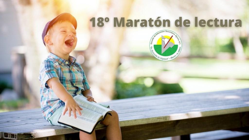 18º Maratón de lectura